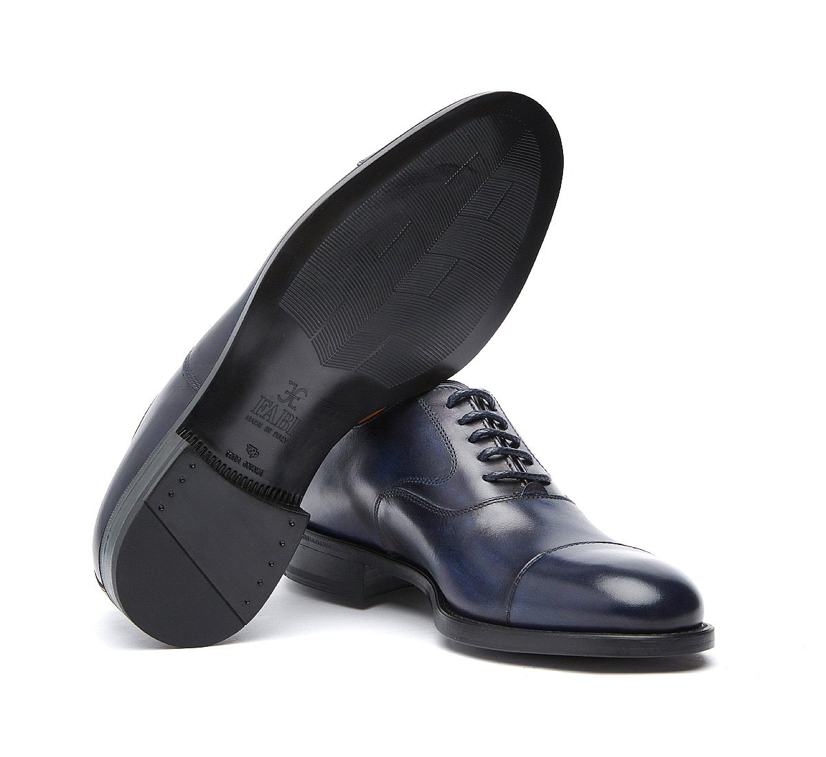 Oxford shoe in calf leather