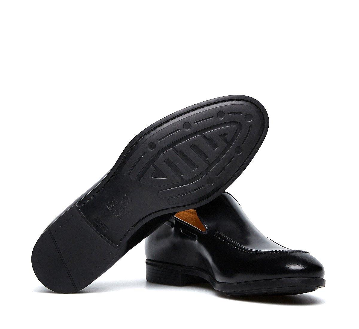 Classic calfskin moccasins