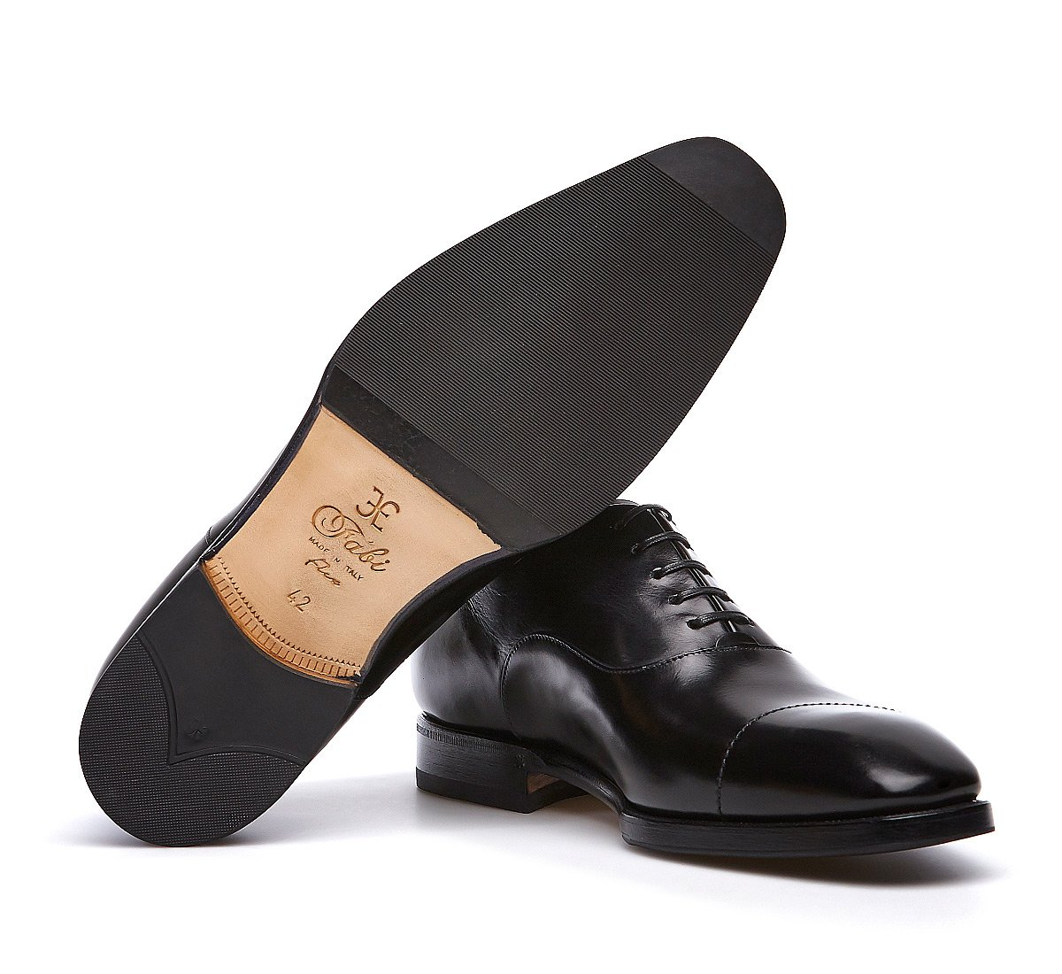 Oxford shoe Fabi Flex in calf leather