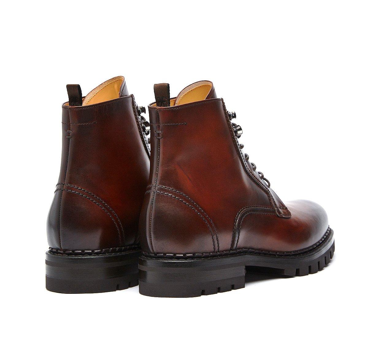 Fabi Flex Goodyear Rock Ankle Boots