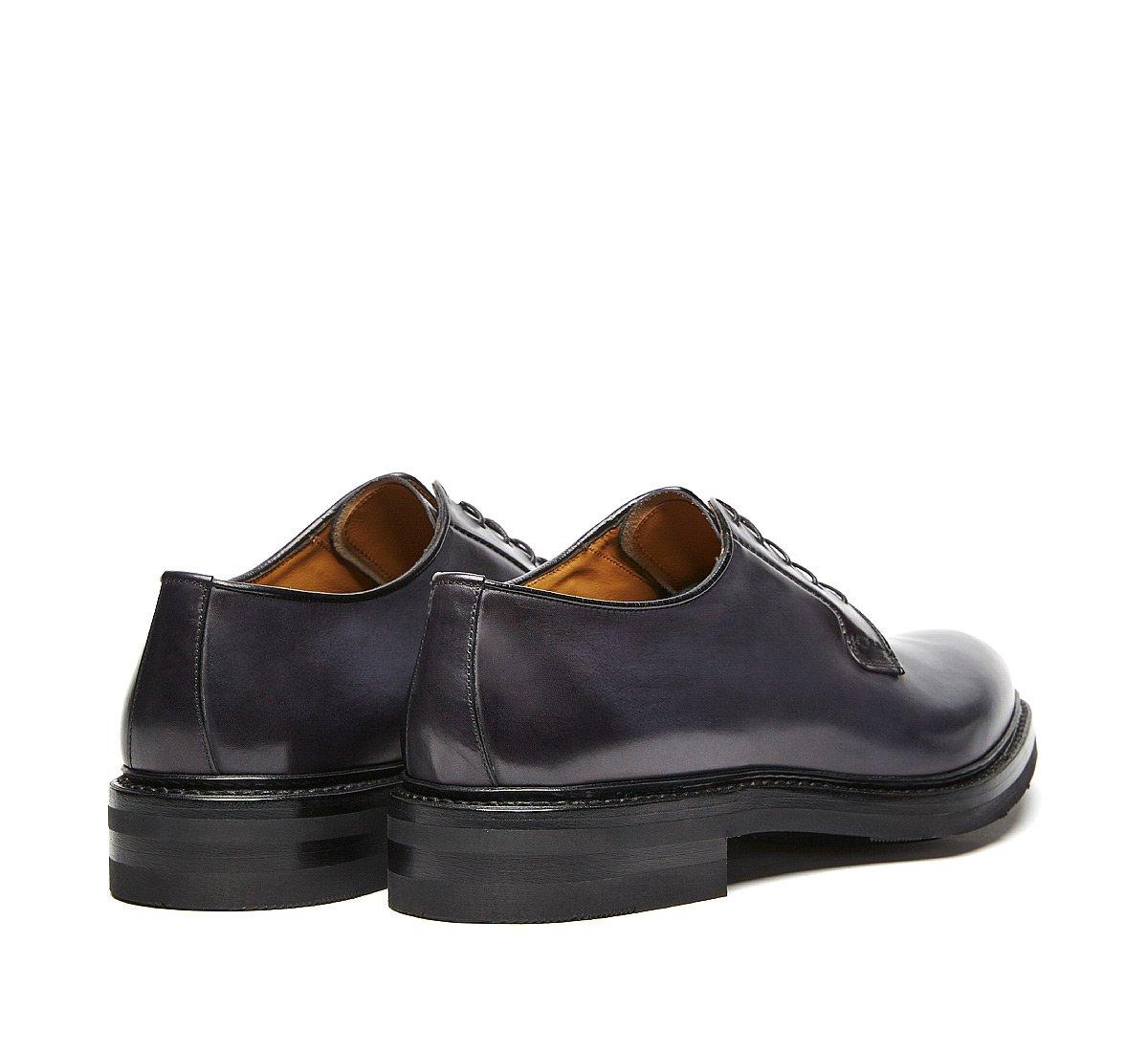 Ботинки на шнурках из высококачественной телячьей кожи с технологией Flex Goodyear