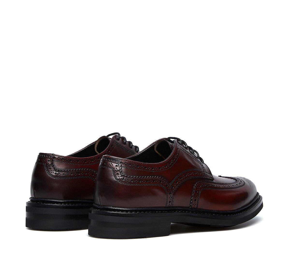 Flex Goodyear Oxfords in exquisite calfskin