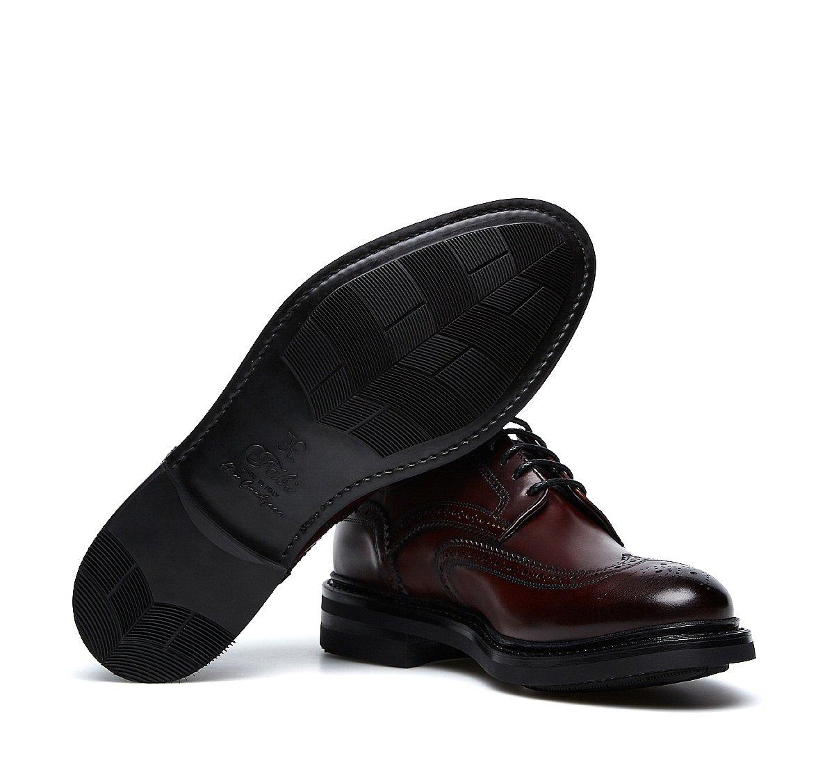 Туфли-оксфорды Flex Goodyear из ценной телячьей кожи