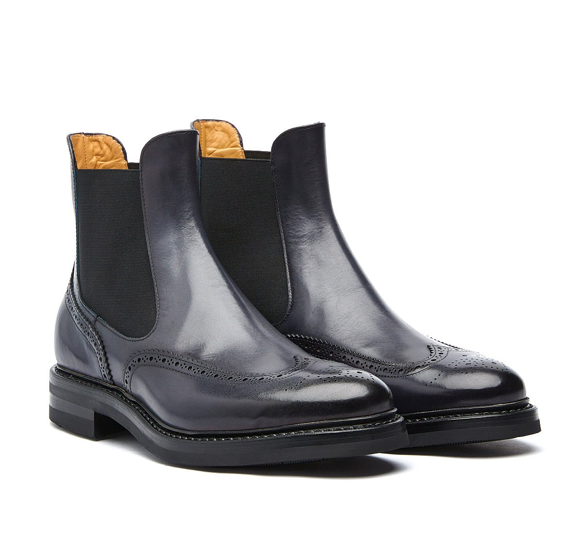 Beatles Fabi Flex Goodyear in calf leather