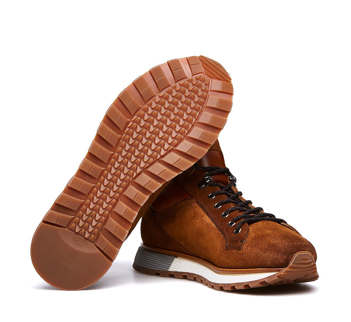 Ботинки Miramonti из мягкой телячьей кожи