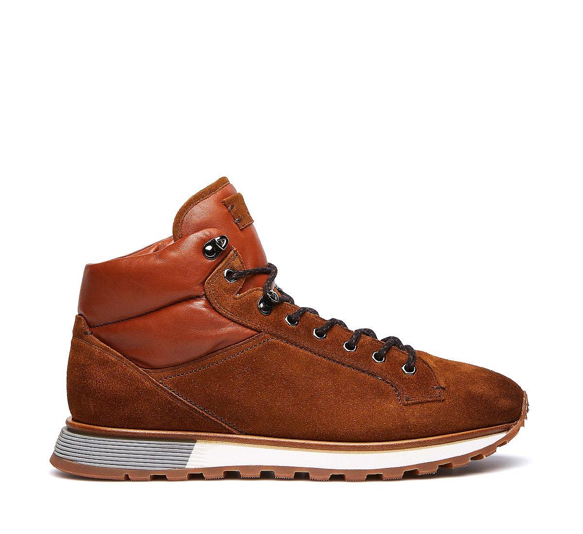 Miramonti boots in soft calfskin