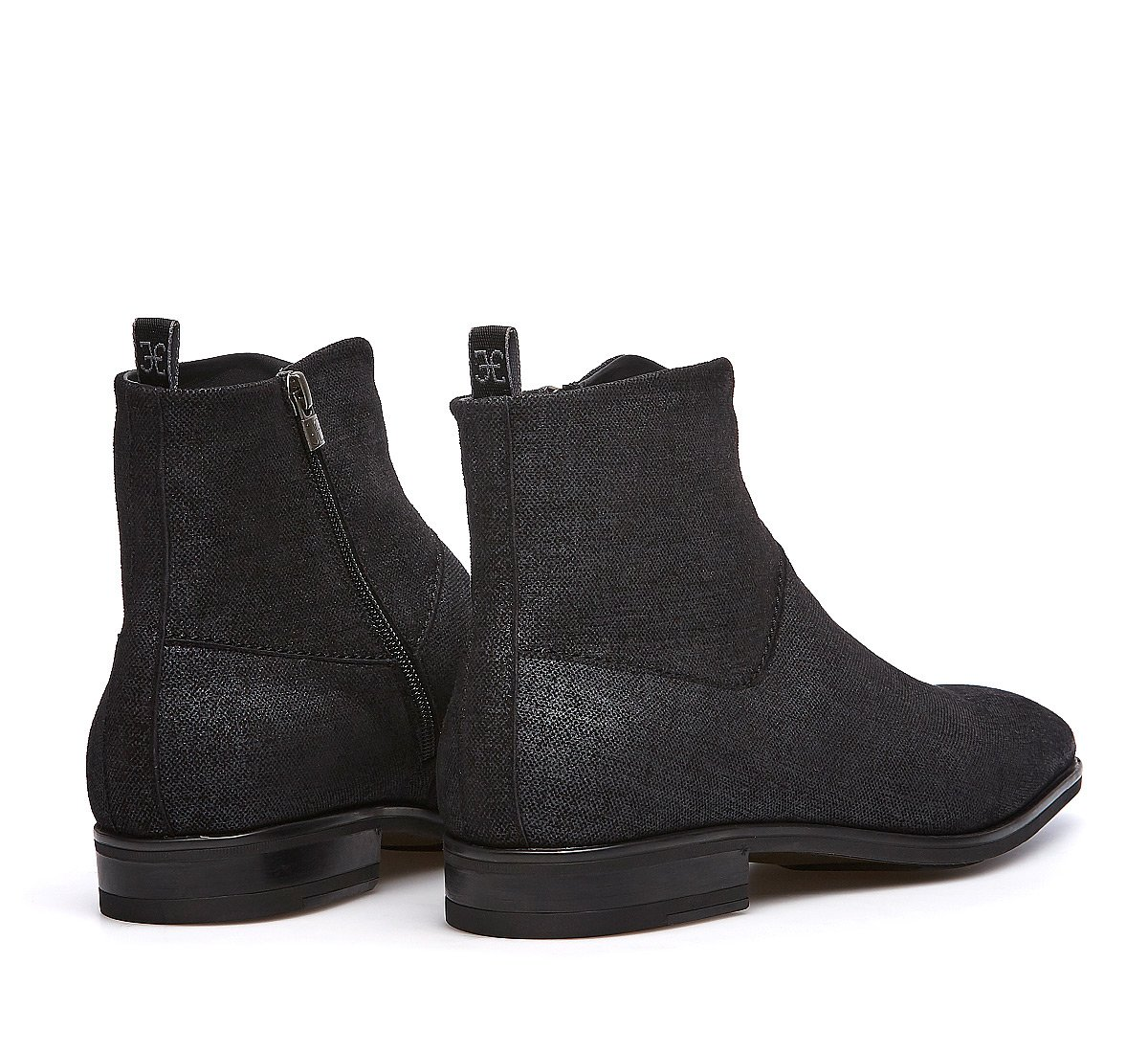 Beatle boot in soft kidskin