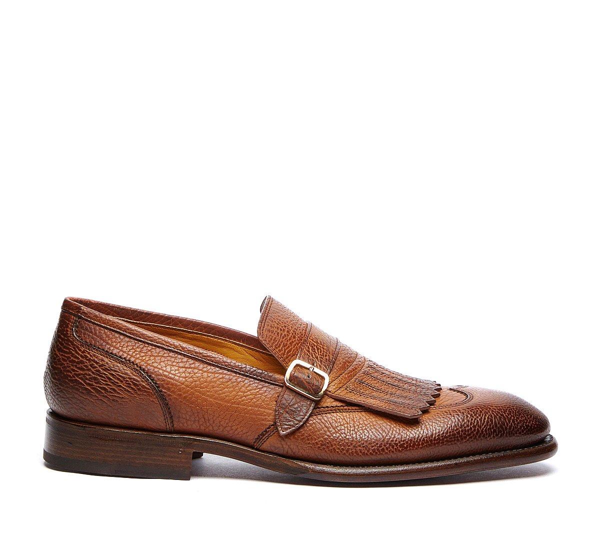 Fabi Flex Goodyear monk shoes