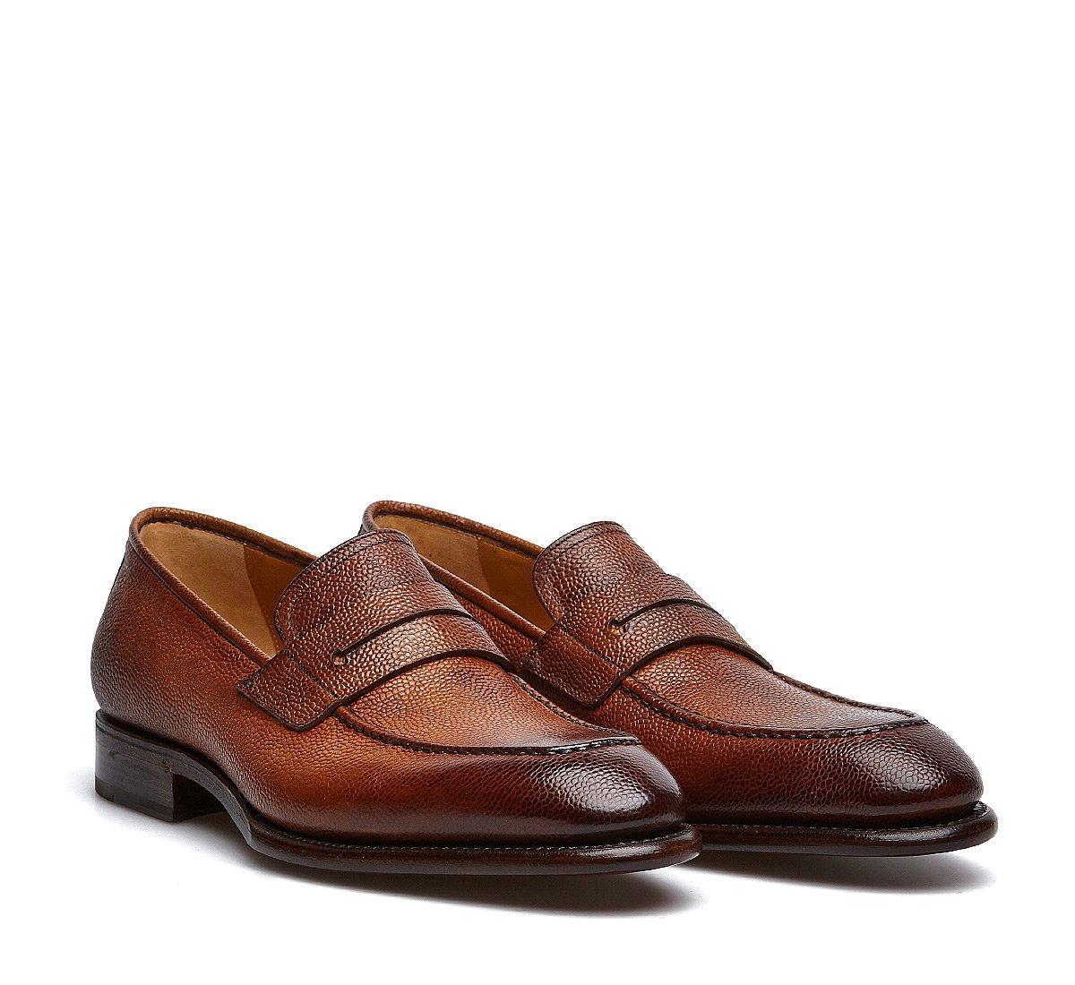 Fabi Flex Goodyear moccasins in exquisite calfskin