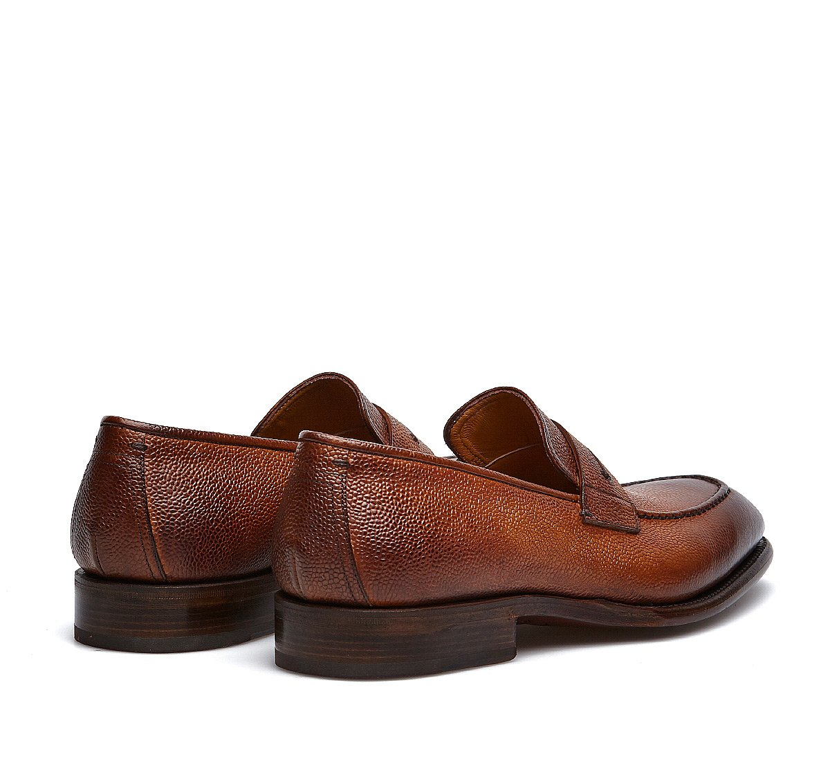 Fabi Flex Goodyear moccasins in exquisite calfskin