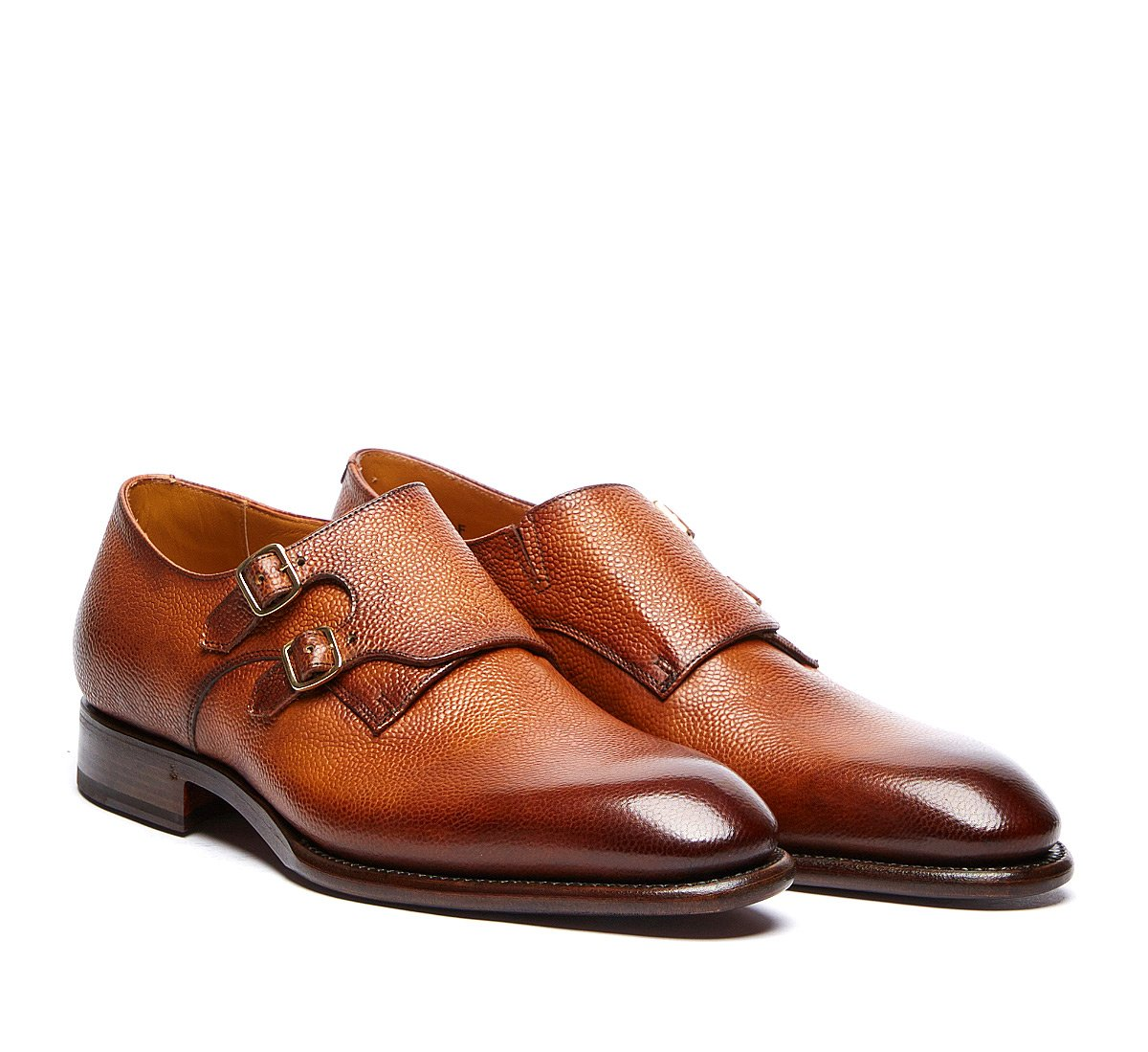 Fabi Flex Goodyear double-monk shoes