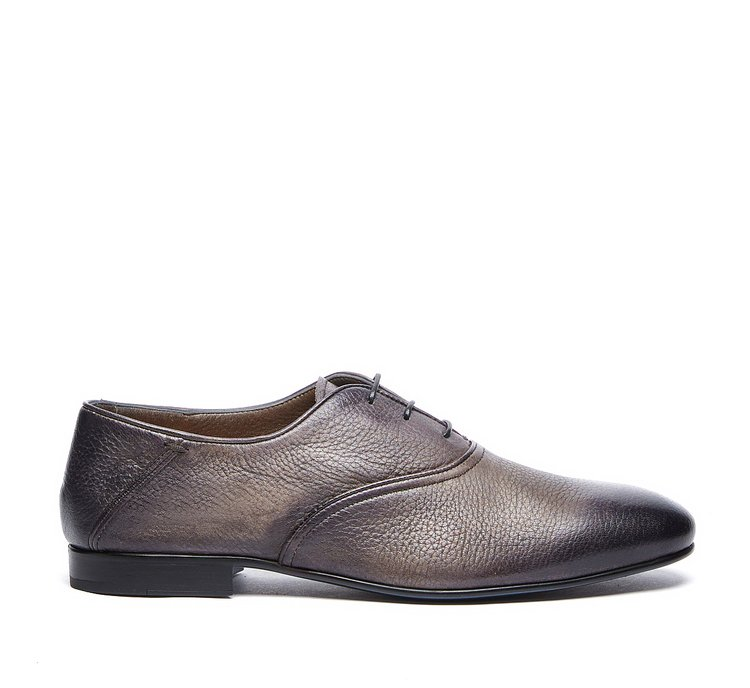 Soft deerskin Oxfords