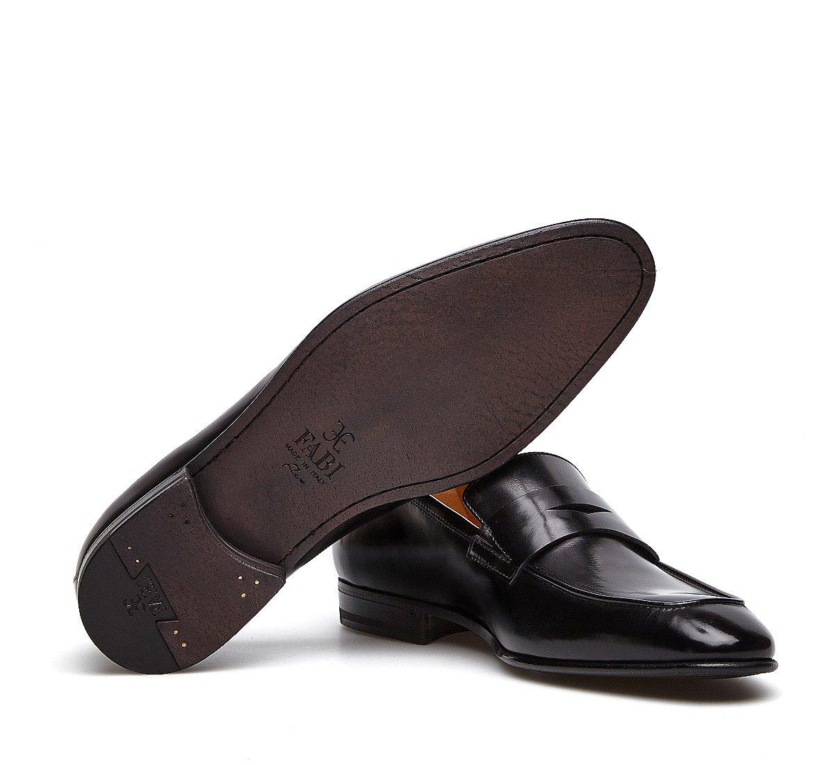 Fabi Flex soft calfskin moccasins