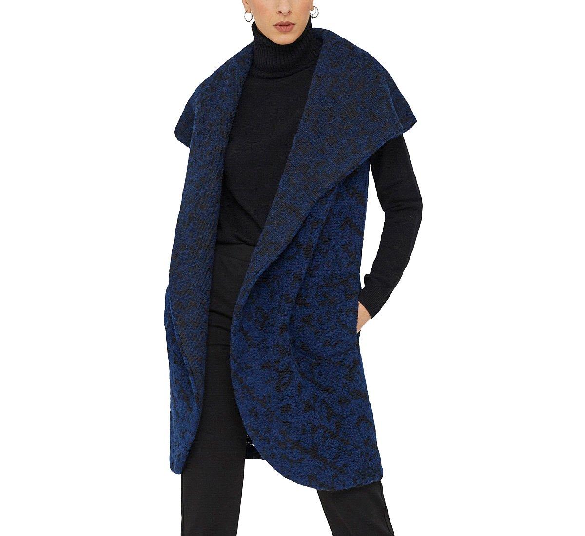 Wool gilet