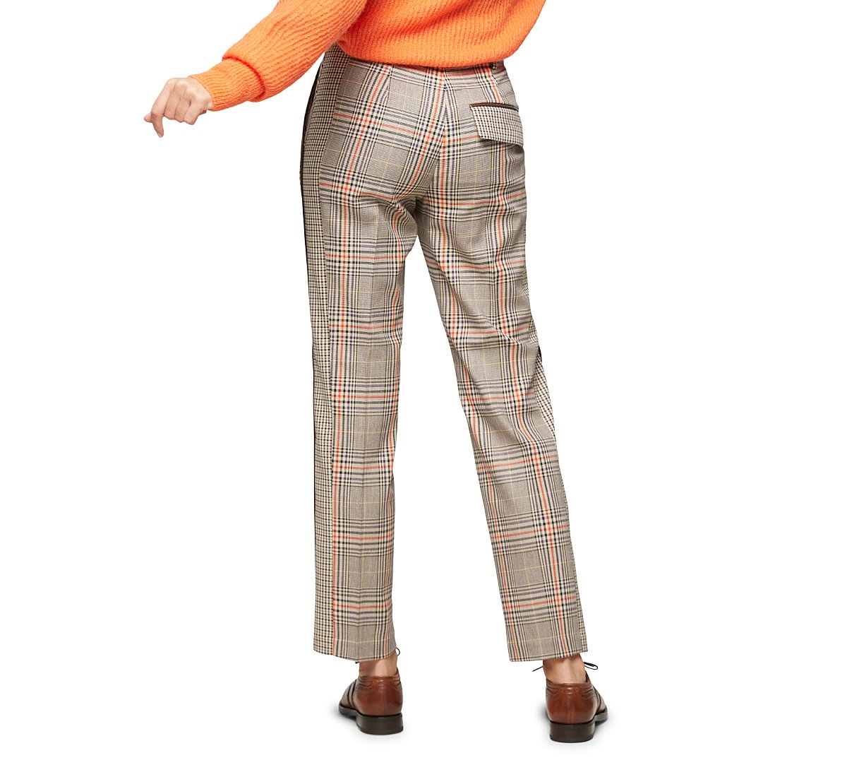 Pantalone dal taglio classico