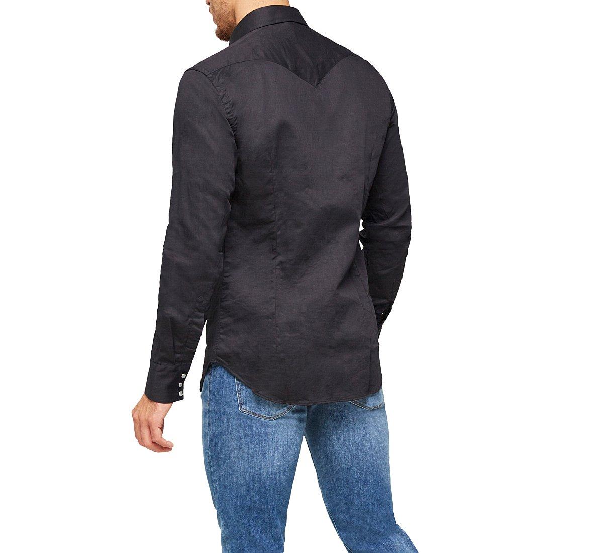 Рубашка в стиле Вестерн