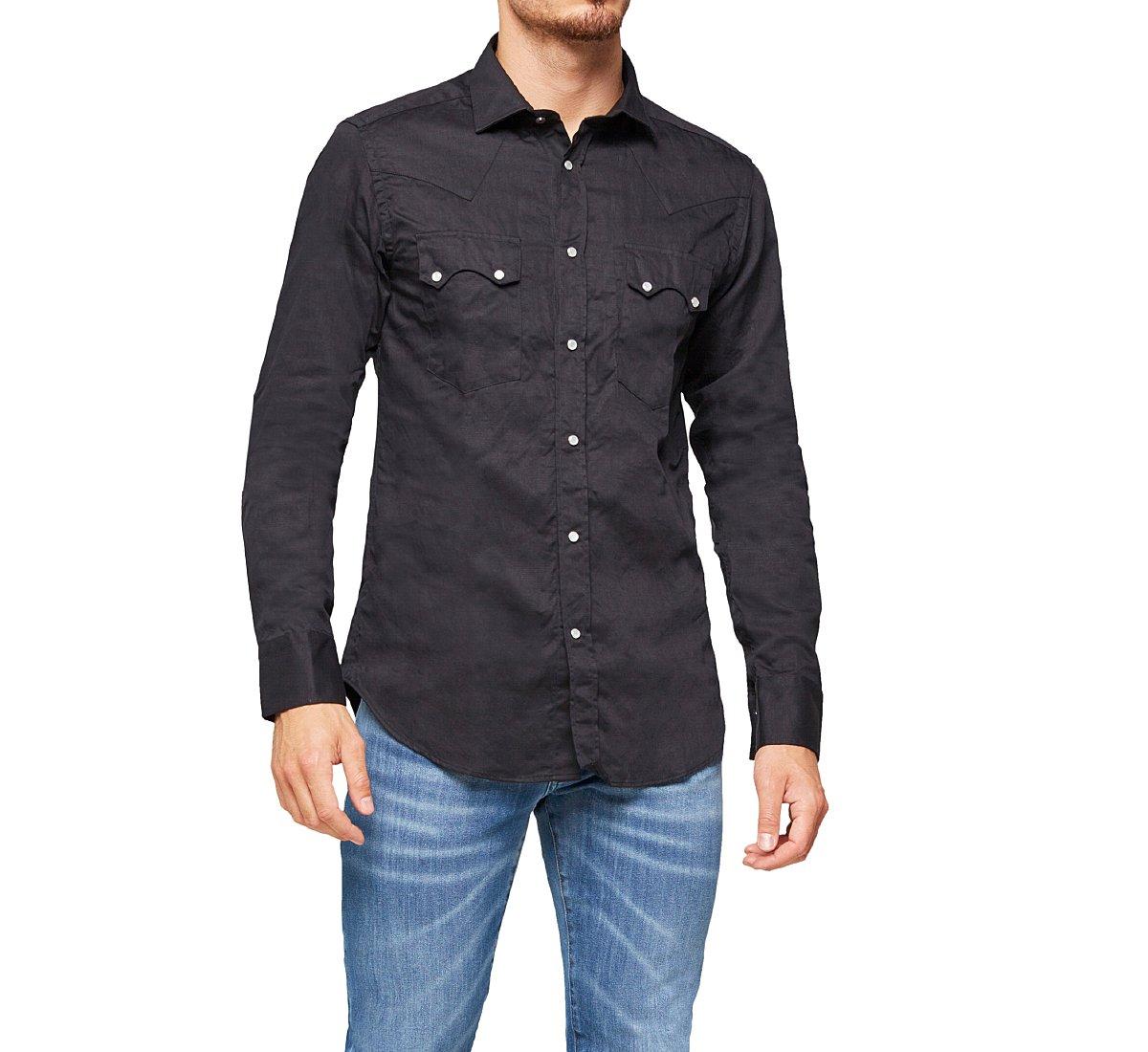 Western-style shirt