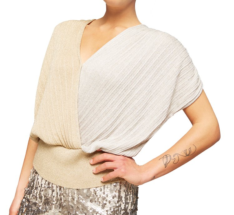 Soft viscose sweater