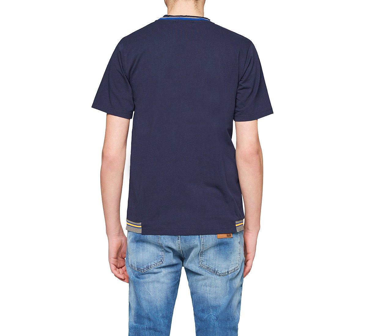 Maglietta basic a maniche corte