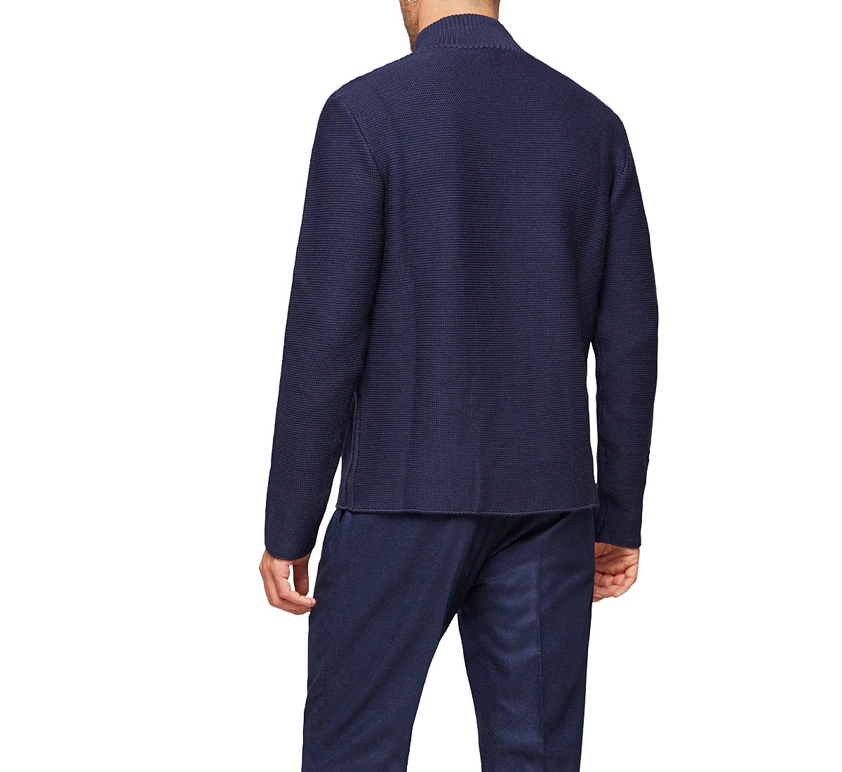 100% wool cardigan