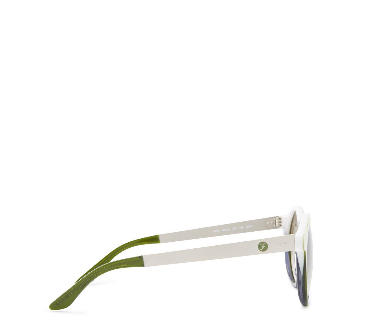 Occhiale Nico verde