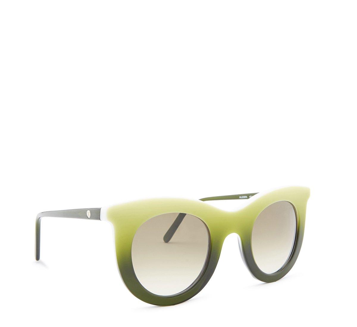 Occhiale Allegra verde