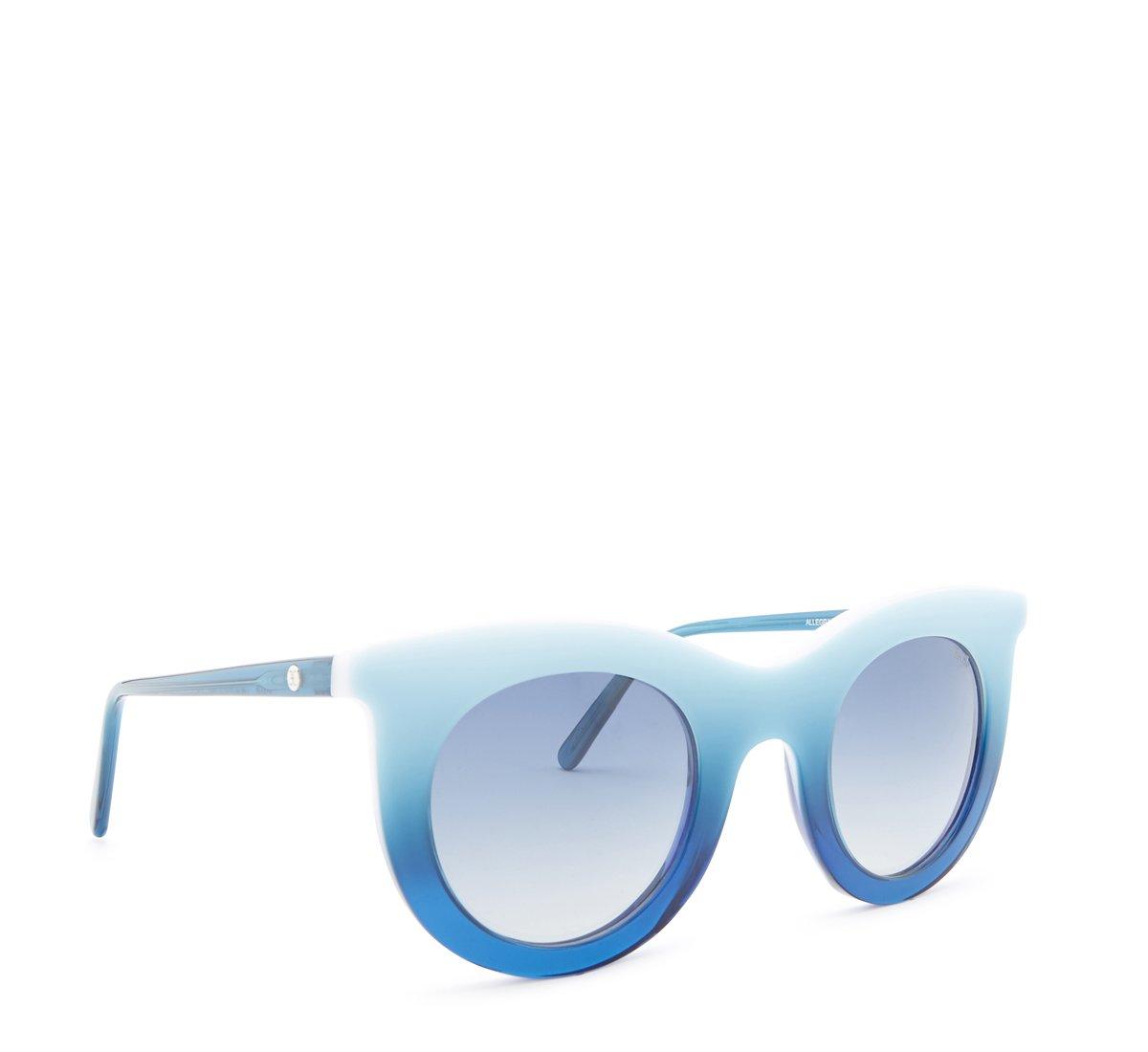 Occhiale Allegra blu