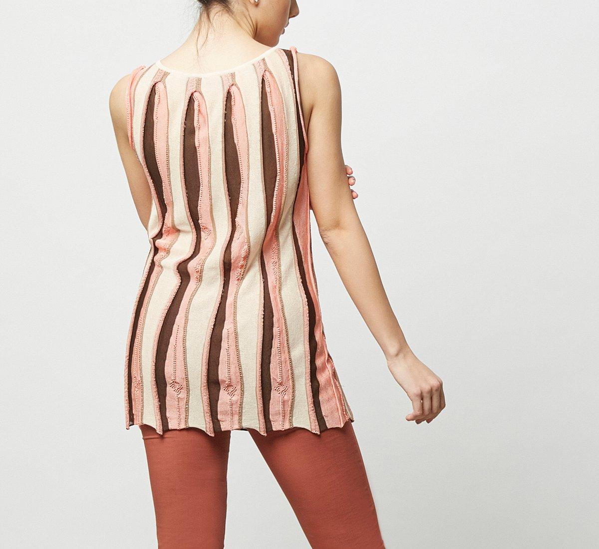 Fabric vest
