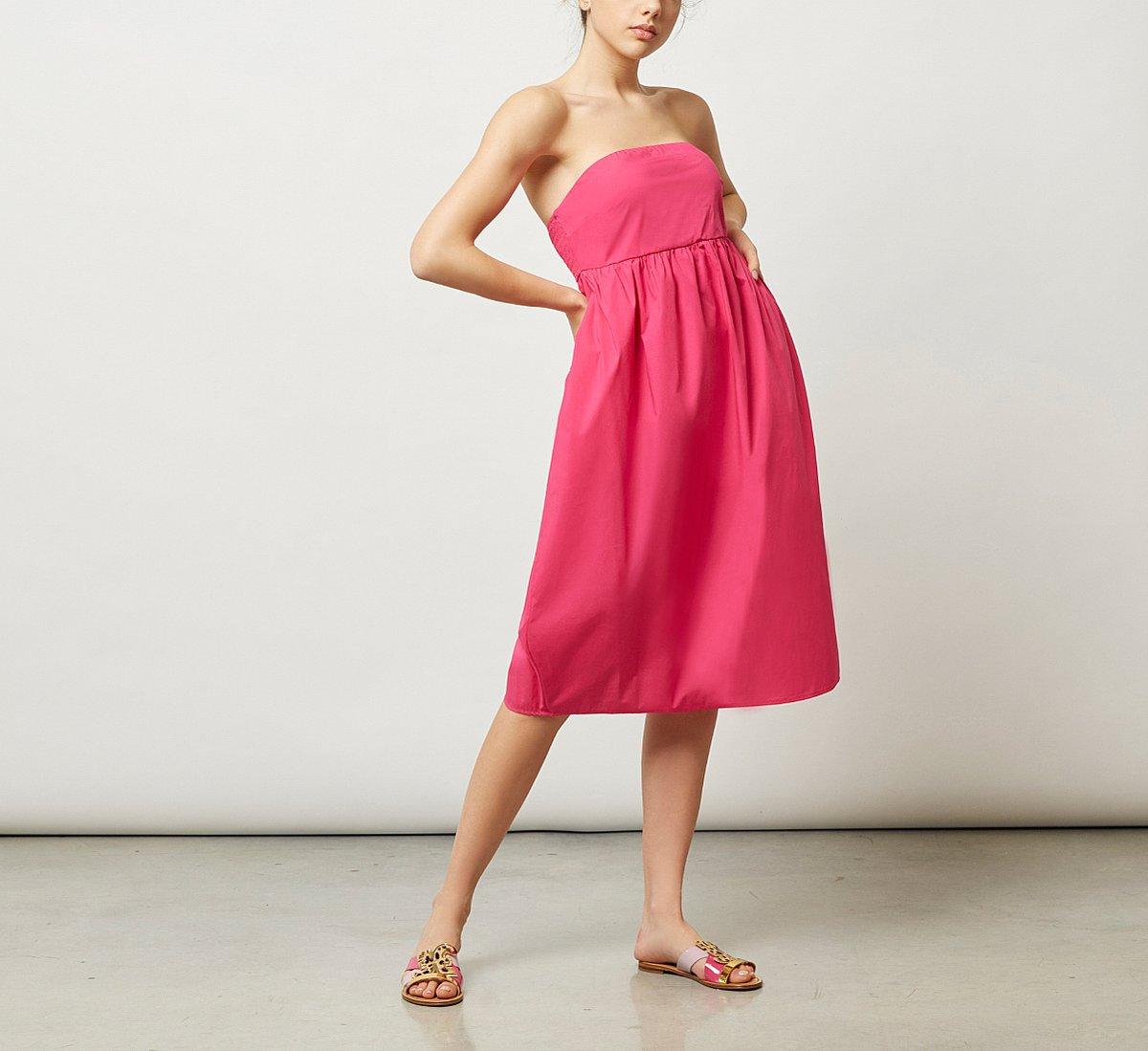 Pouf dress