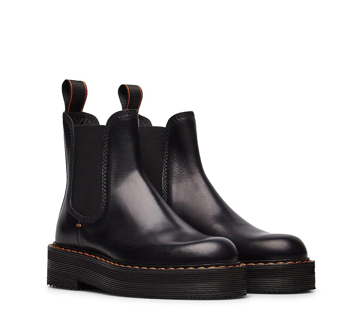 Barracuda fine calfskin Beatle boots