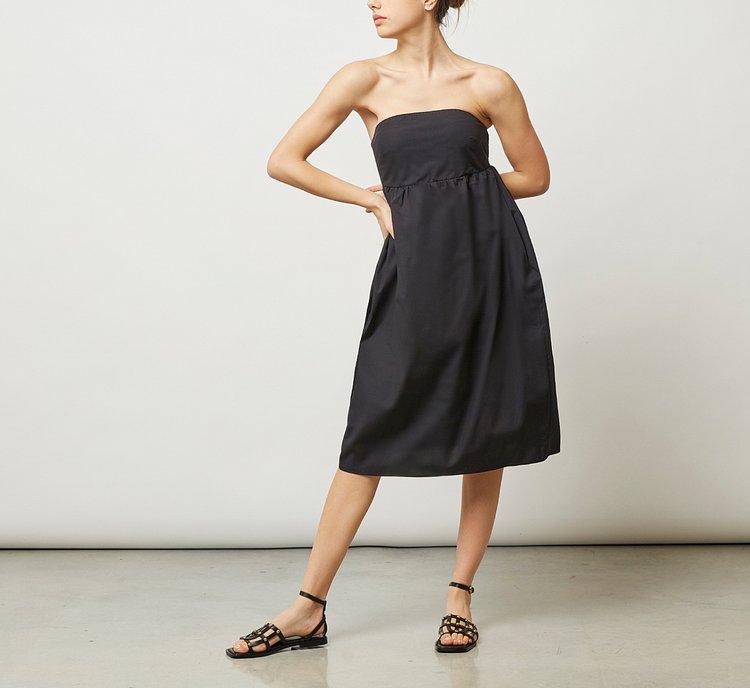 Платье-фонарик