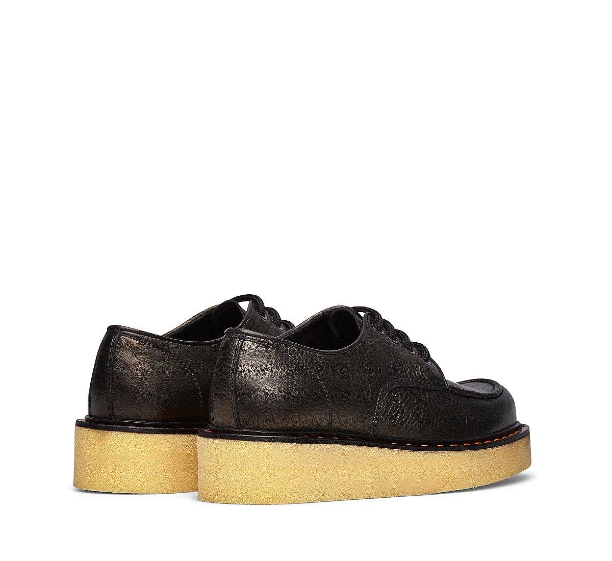 Туфли на шнуровке Barracuda из телячьей кожи