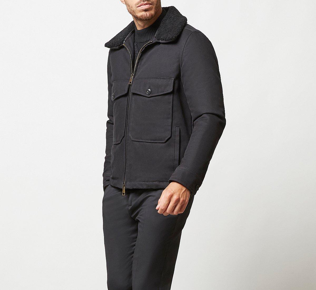 Пиджак из хлопка