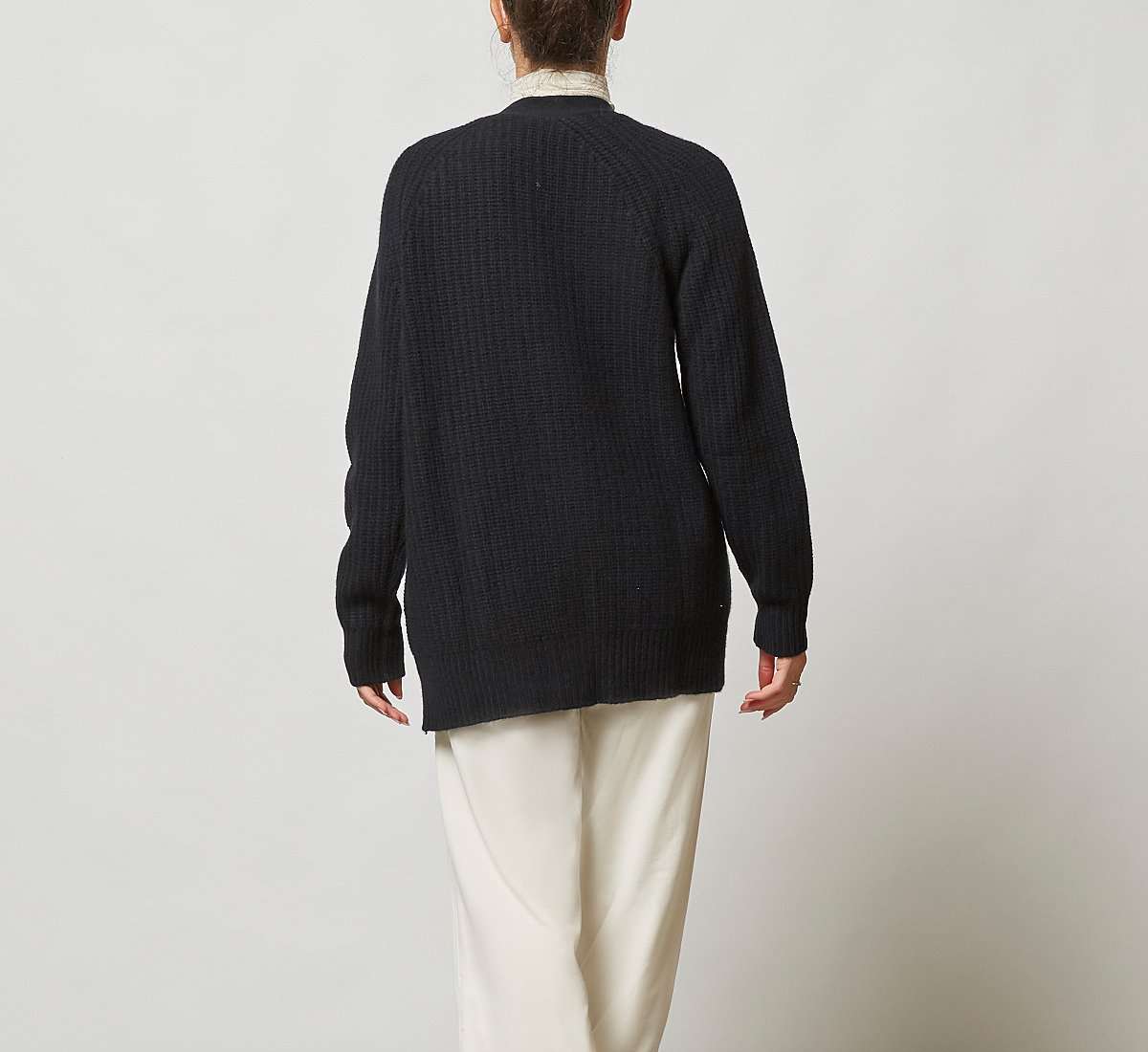 Cardigan in cashmere