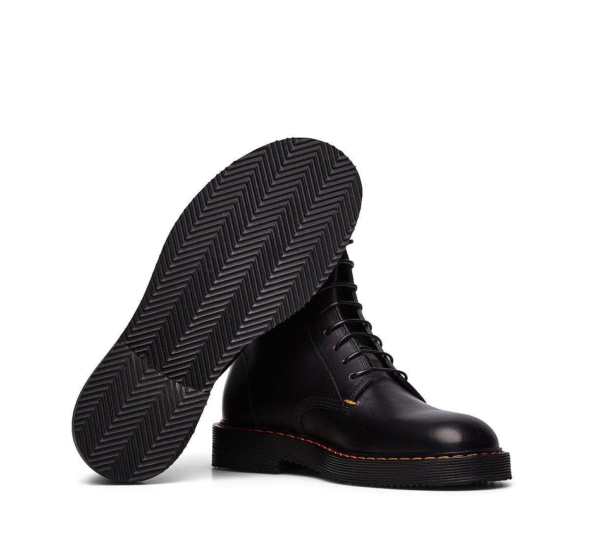 Barracuda soft calfskin ankle boots