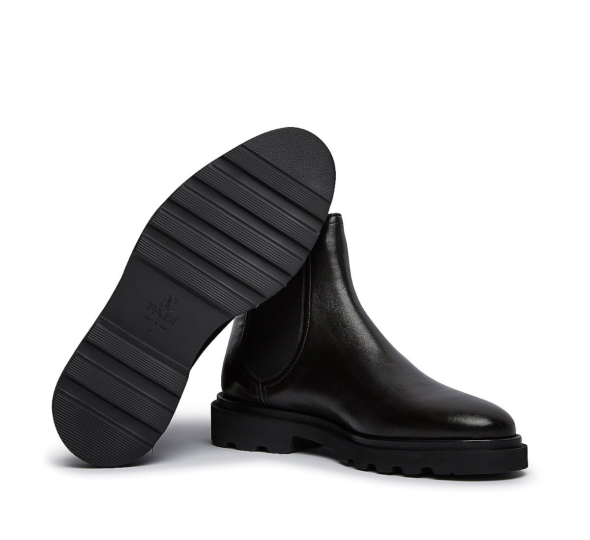 Soft nappa leather Beatle boots