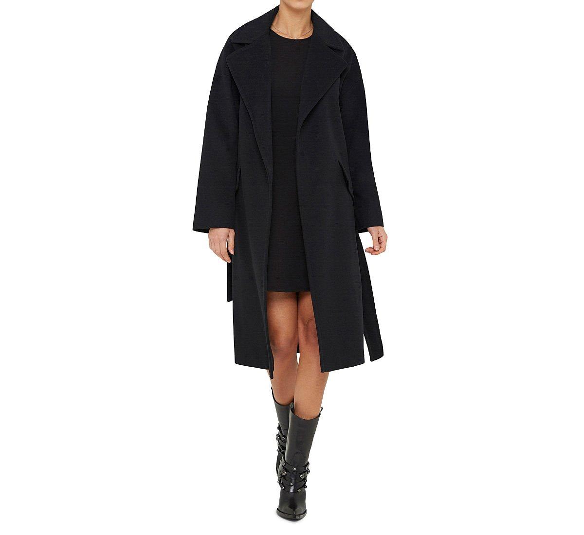 100% wool coat