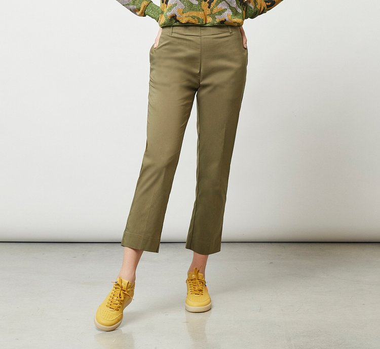 Pantalone classico elasticizzato