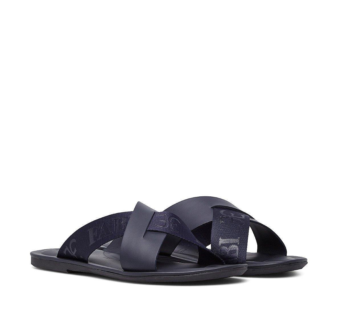Fabi logo sandal