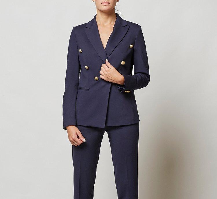 Classic-style jacket