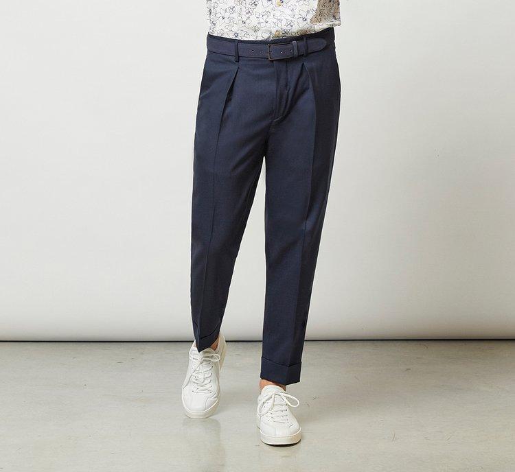 Pantaloni in tessuto