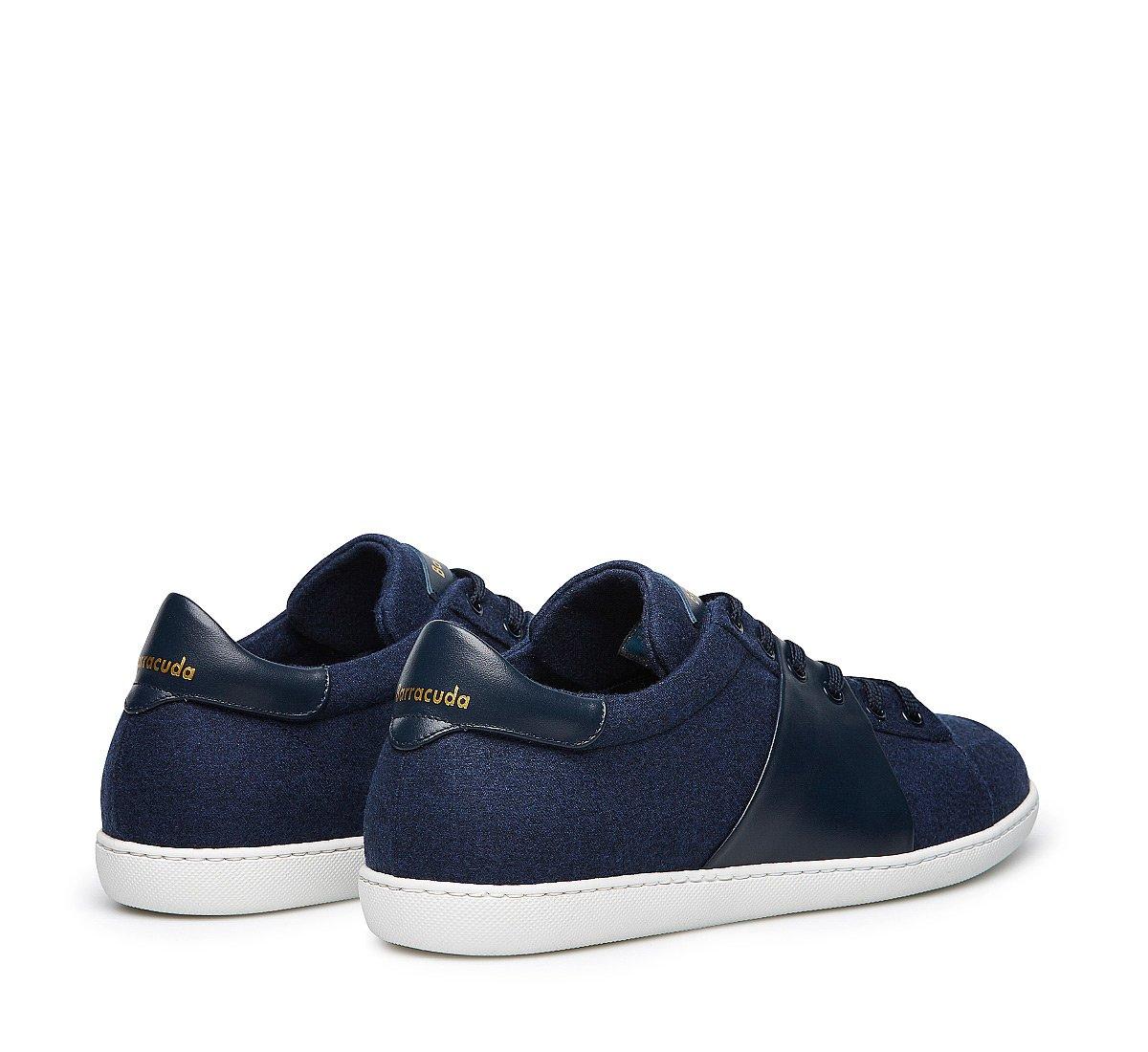 Flannel sneakers
