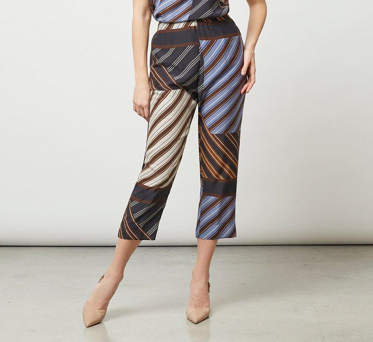 Pantalone in tessuto leggero