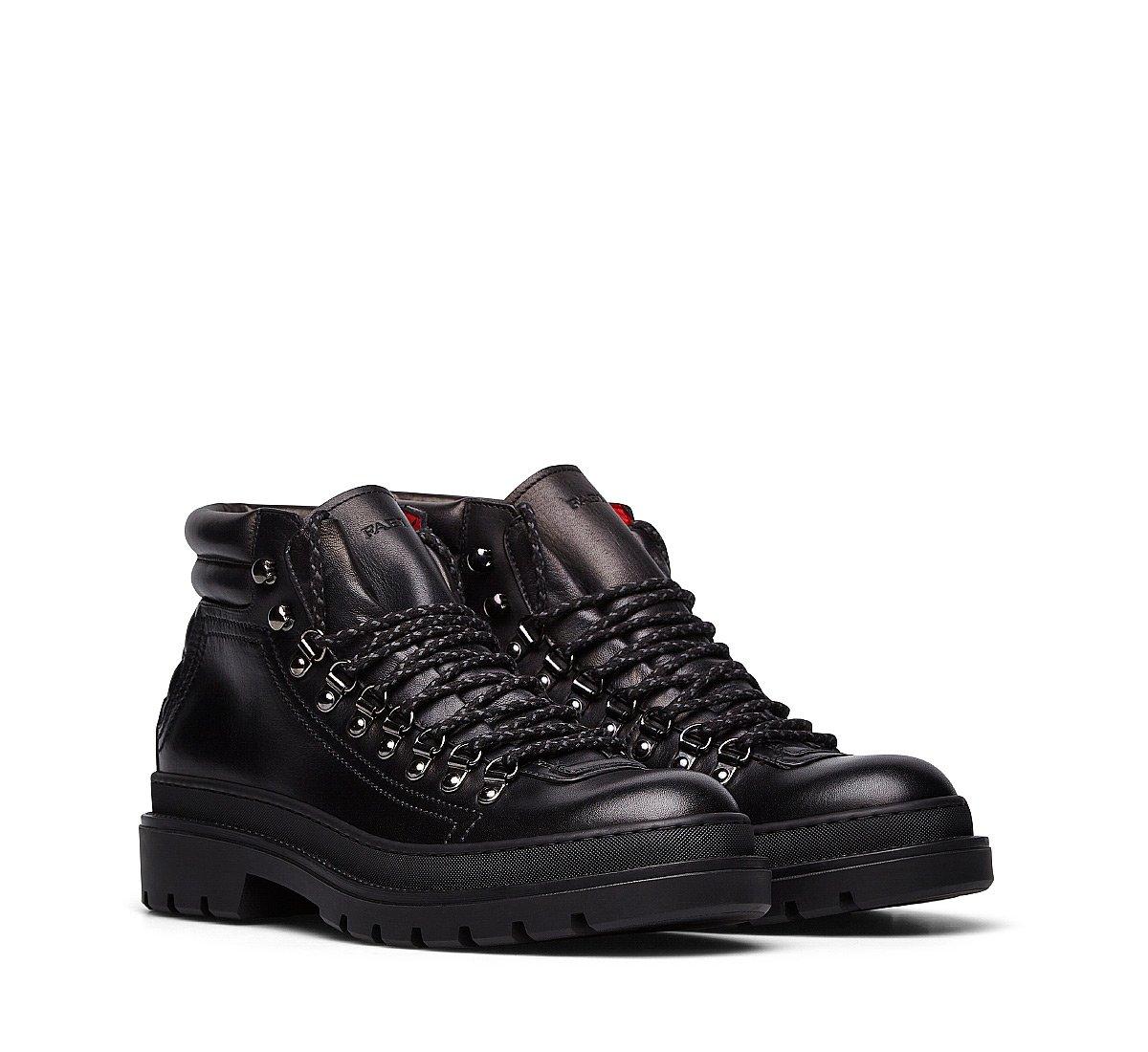 Trekking-style boots
