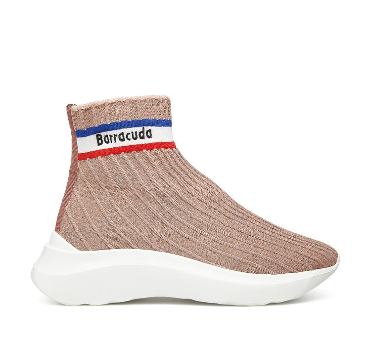 "Sneaker stile ""calzino"" Barracuda"