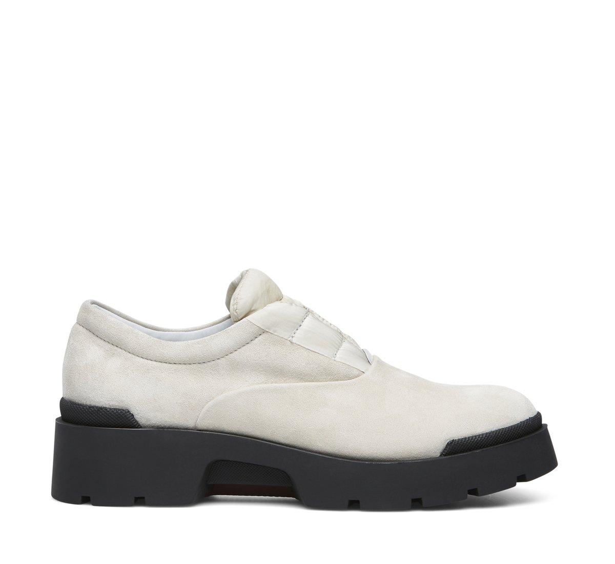 Туфли-оксфорды из мягкой наппы