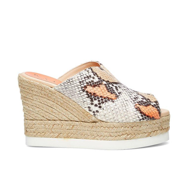 Python-print sandals