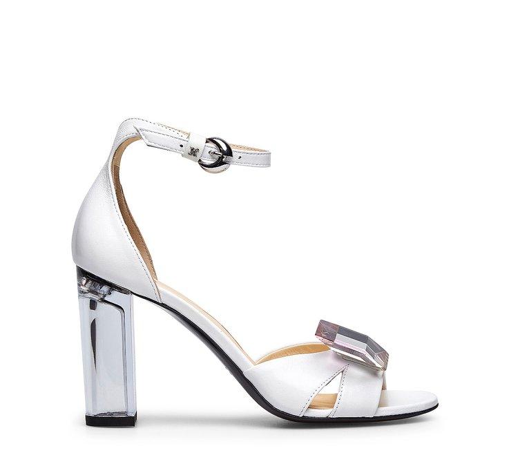 Nappa sandal