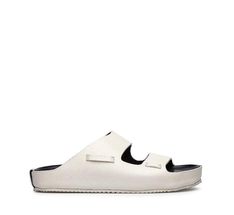 Calfskin slipper