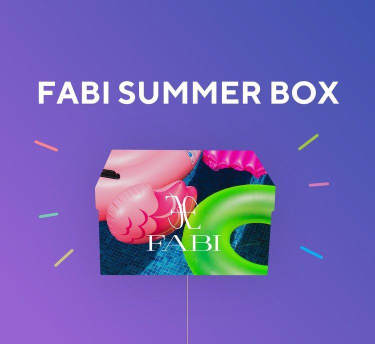 FABI SUMMER BOX - Женская коробка